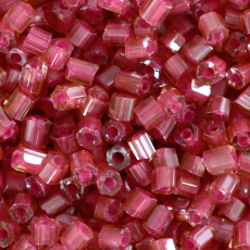 Vidrilhos Jablonex Topaz Pink Lined Color 11028 2x902,6mm
