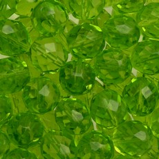 Cristal Transparente Light Peridot 50200 6mm