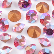 Strass Mc Chaton Preciosa art. 43111111 Rose Aurora Boreal SS24  5,2mm