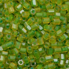 Vidrilhos Jablonex Topaz Verde Lined Color 81012 2x902,6mm