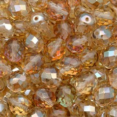 Cristal Metalico Light Smoked Topaz Lustroso 2251 4mm