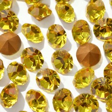 Strass Mc Chaton Preciosa art. 43111111 Citrine SS10  PP 21  2,7mm