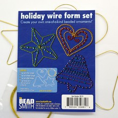 Kit Wire Star Heart Bell