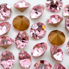 Strass Conico Collection Light Rose SS 4,5  1,60mm