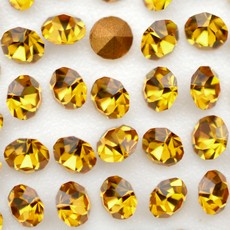 Strass Conico Collection Topaz SS 8,5  2,40mm