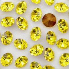 Strass Conico Collection Citrine SS 10  2,70mm