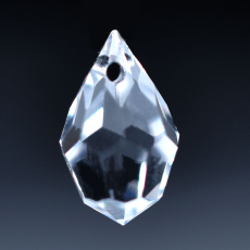Pingente Drops art. 45151 LDI Cristal 10x6mm