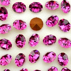 Strass Conico Collection Fuchsia SS 39  8,20mm