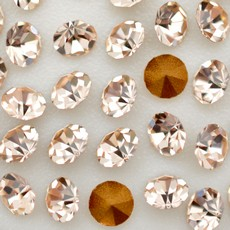 Strass Conico Collection Gold Quartz SS 18  4,20mm