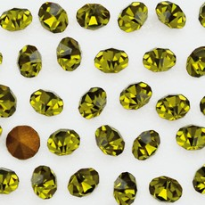 Strass Conico Collection Olivine SS 6,5  2,00mm