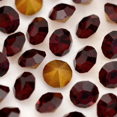 Strass Conico Collection Garnet SS 12  3,00mm