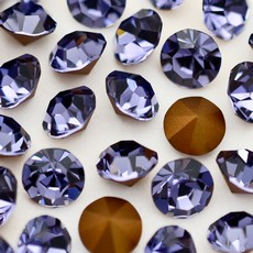 Strass Conico Collection Tanzanite SS 8,5  2,40mm