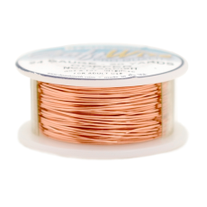 Fio Copper Craft Wire Cobre 24 gauge  0,51mm